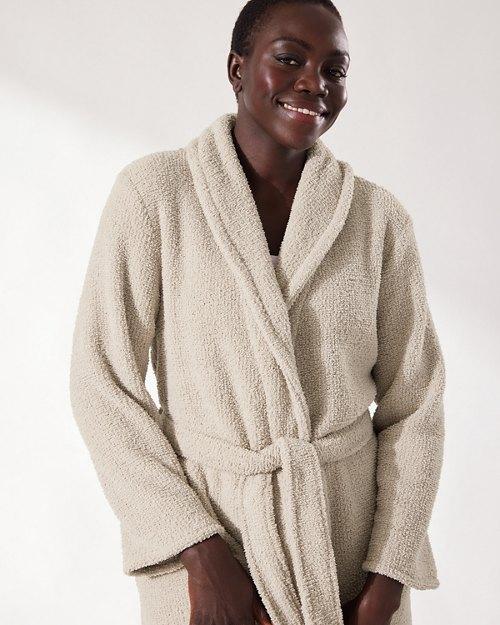 Women's Island Soft® Chenille Long Robe