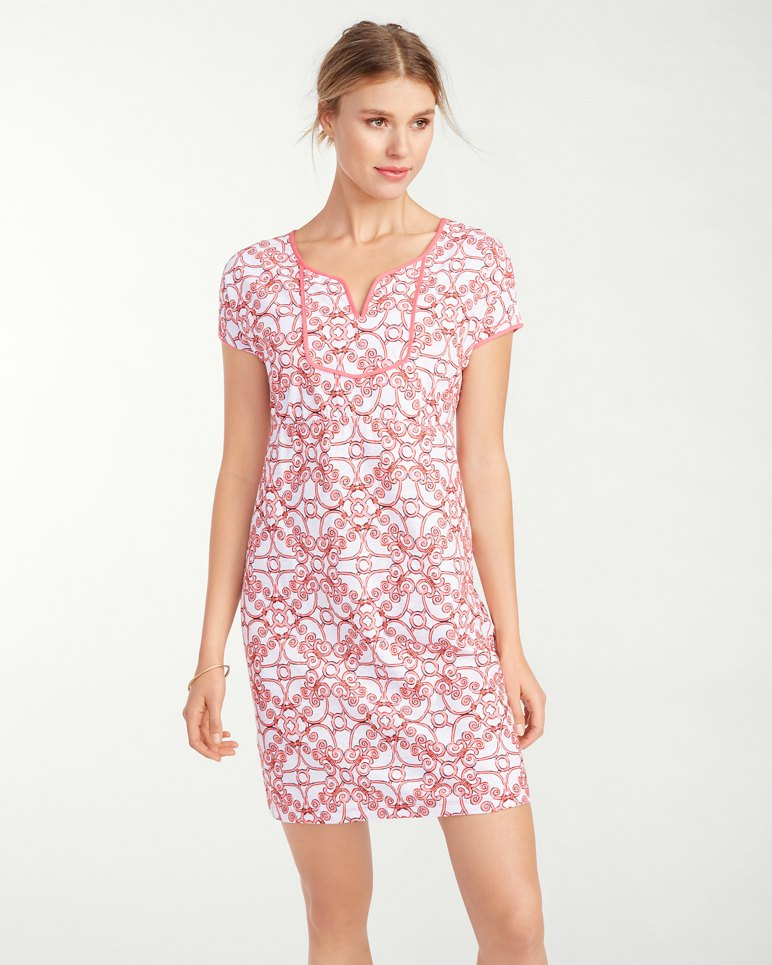 Sophie Dress: Sophie Swirl Dress