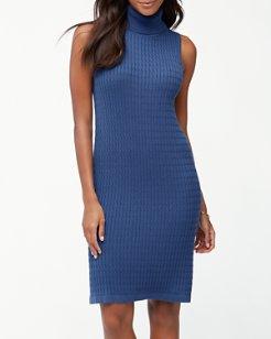 Pickford Turtleneck Dress