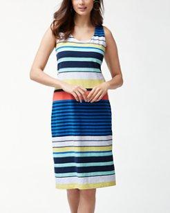 Harbour Sea Midi Dress