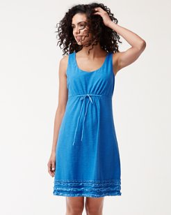 Arden Ruffle Dress