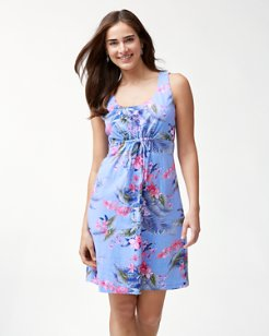 Madeira Blooms Dress