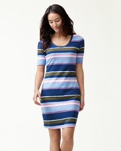 Shoreside Stripe Dress