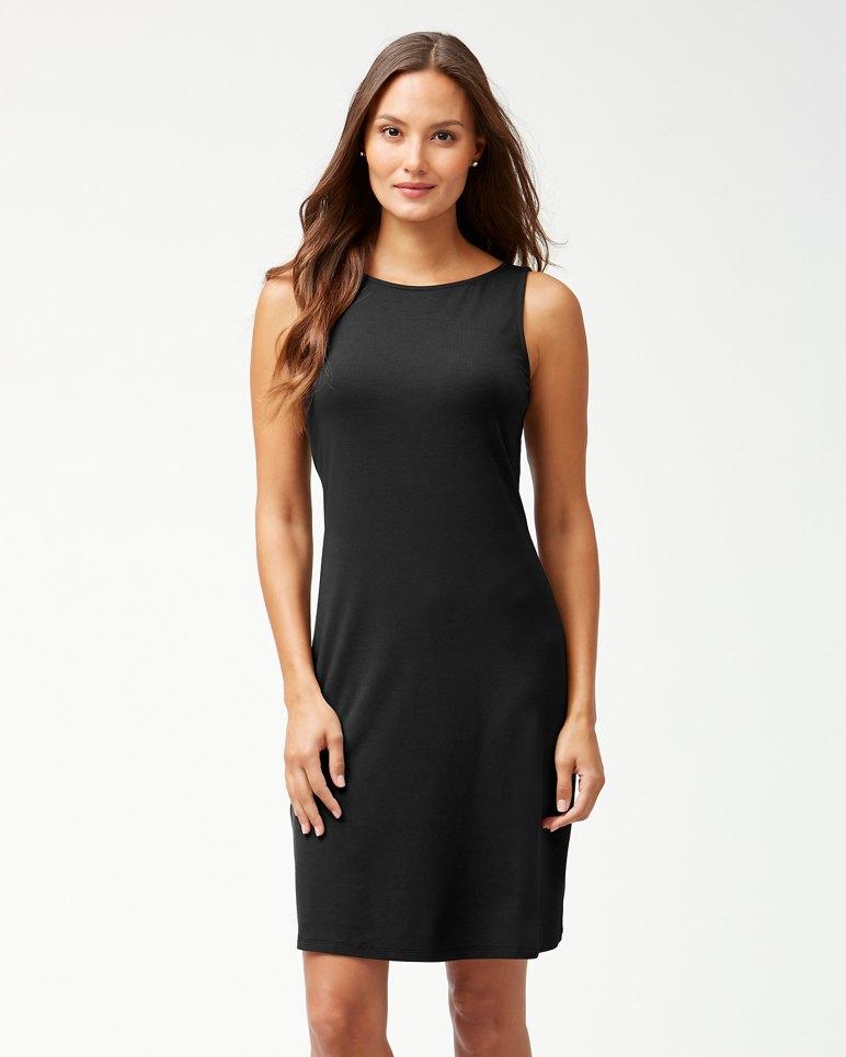 Main Image for Tambour Sleeveless Shift Dress