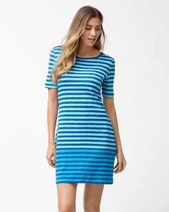 Juan The Line T-Shirt Dress