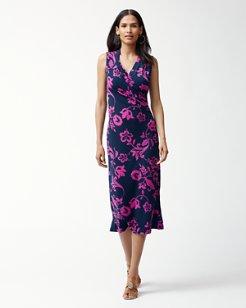 San Lucia Wrap Dress