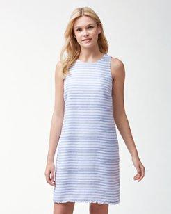 Bella Hermosa Linen Shift Dress