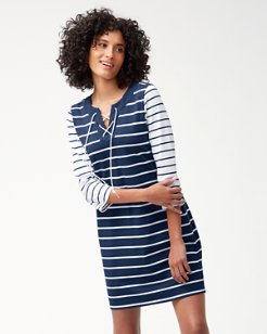 Floricita Stripe Shift Dress