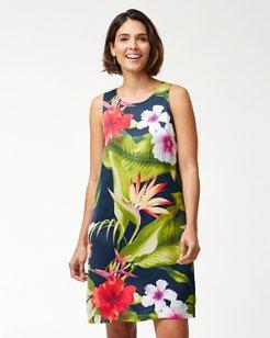 Paradise Breeze Sheath Dress