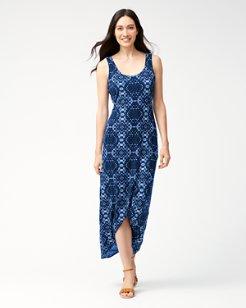 Indi-Coco Tambour Maxi Dress