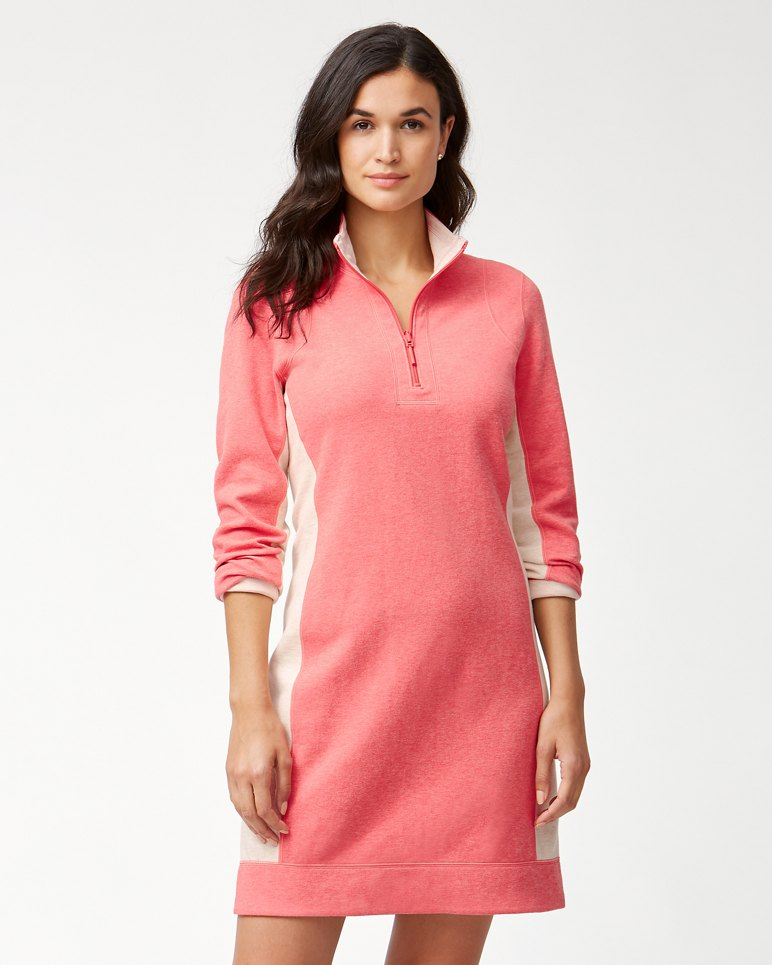 Main Image for Flip Side Reversible Half-Zip Dress