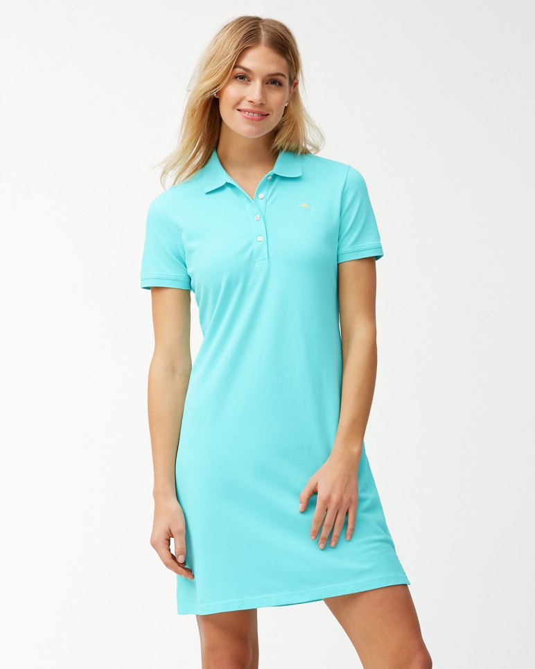 Main Image for Paradise Classic Polo Dress