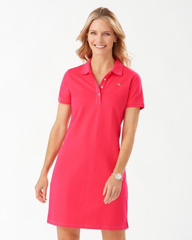 Main Image for Paradise Classic Polo Dress