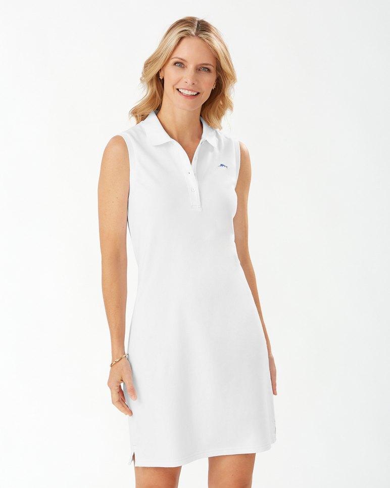 Main Image for Paradise Classic Sleeveless Polo Dress