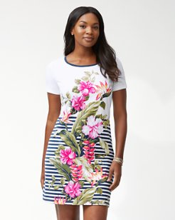 Kahuna Cascade T-Shirt Dress