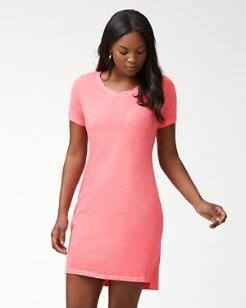 Sunshine Twist T-Shirt Dress