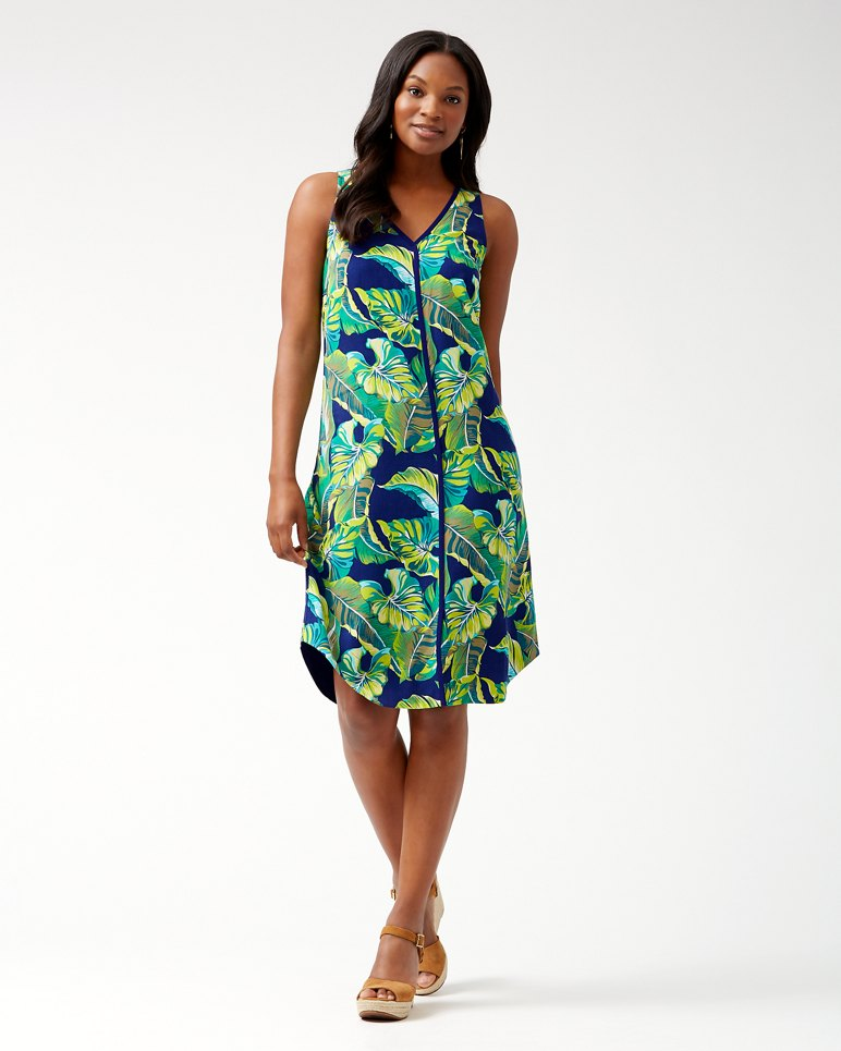 Main Image for Lovely Leaves Midi Dress