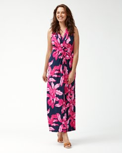 Orchid Rua Maxi Dress