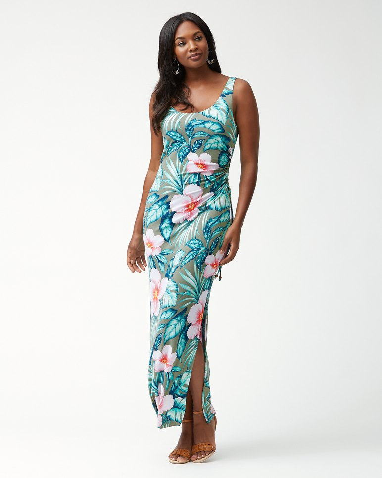 Main Image for Flora Bora Tambour Maxi Dress