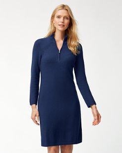 Pickford Half-Zip Dress