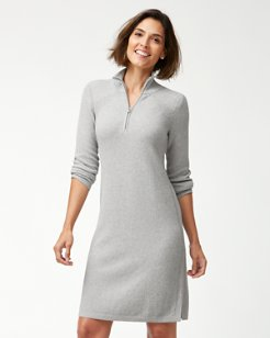 Pickford Half-Zip Dress