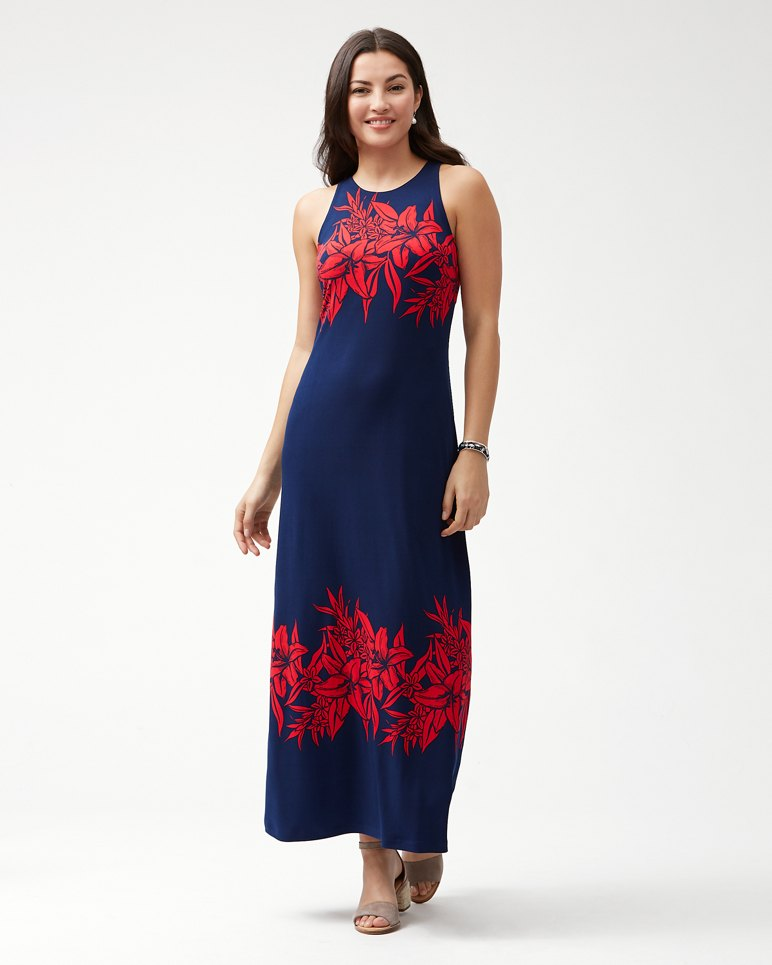 Main Image for Flower Of Pisa Maxi Dress