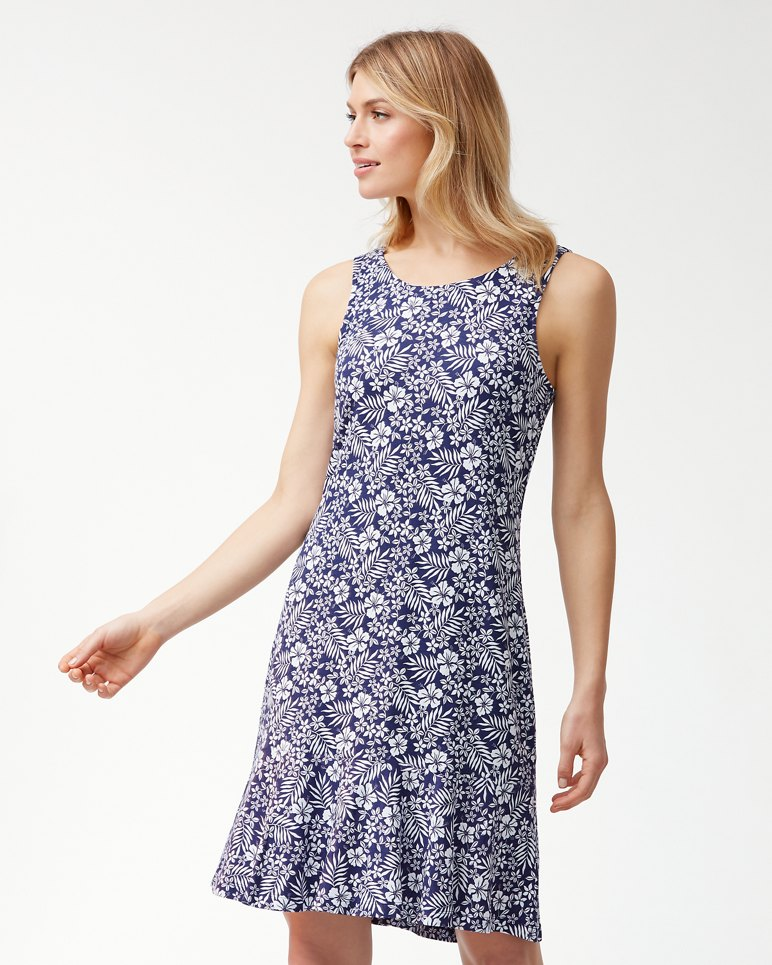 Main Image for Florico Flounce Ponte Dress