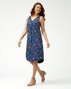 Forte Floral Shift Dress