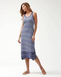 Villa Lines Midi Dress
