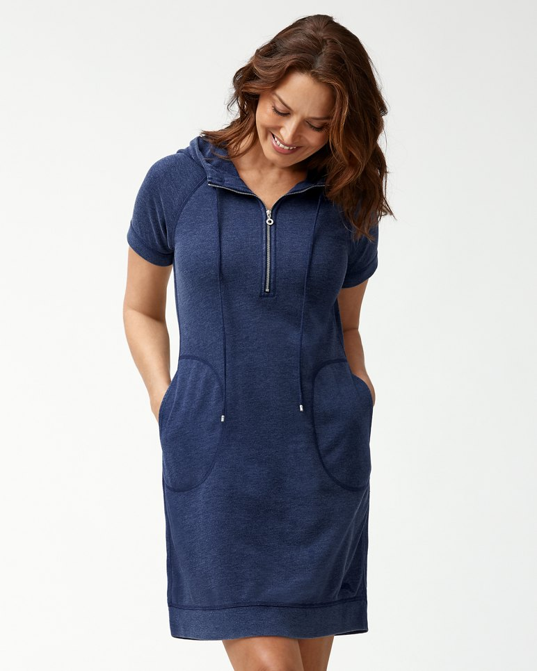 Main Image for Sea Glass Hoodie Dress