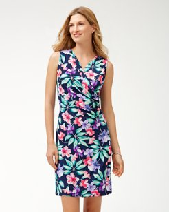 Villa Ibisco Sleeveless Dress