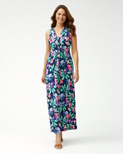 095b85d02c Villa Ibisco Maxi Dress