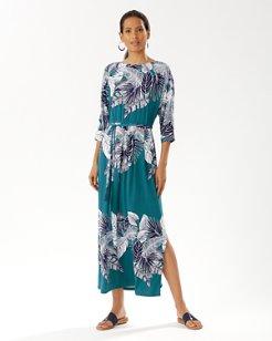 Las Palmas Dolman Maxi Dress