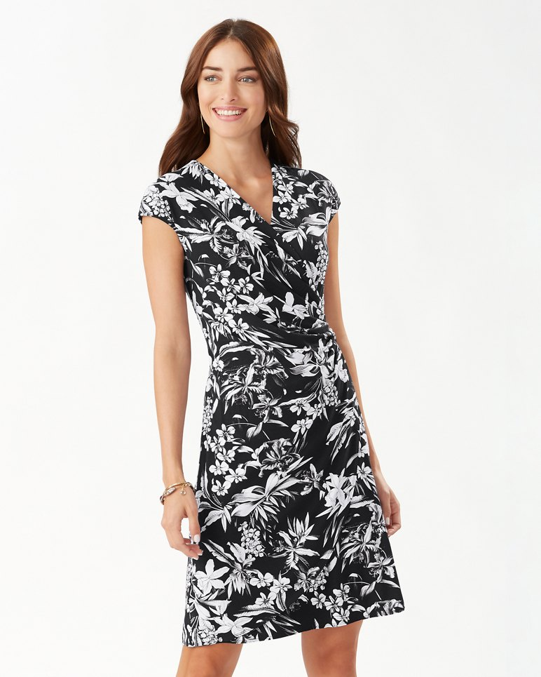 Main Image for Floriana Tambour Wrap Dress