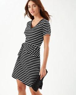 Sonoran Stripe Twist Dress