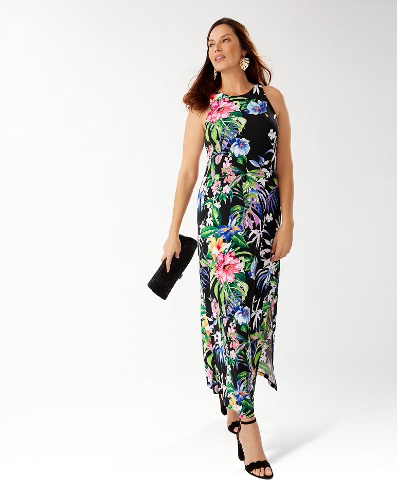 Main Image for Hermosa Flora Maxi Dress