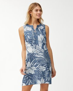 Mahana Chambray Dress