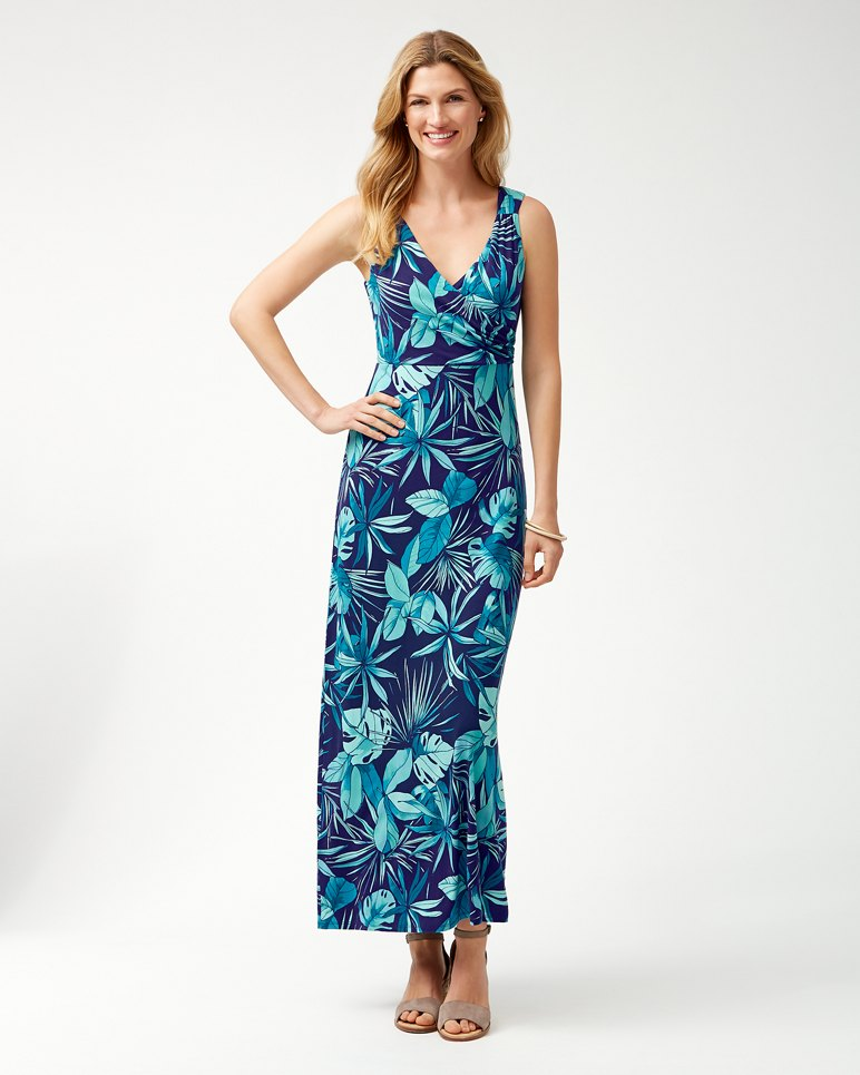 Main Image for Cabana Colores Tambour Maxi Dress