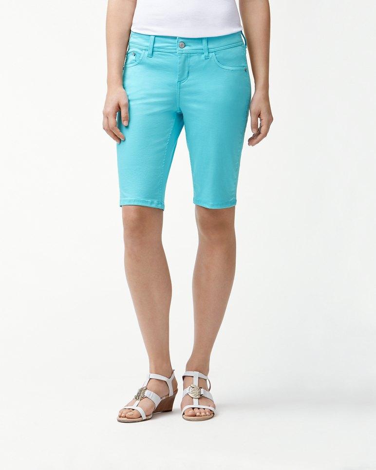Main Image for Afton Denim 11-inch Bermuda Shorts