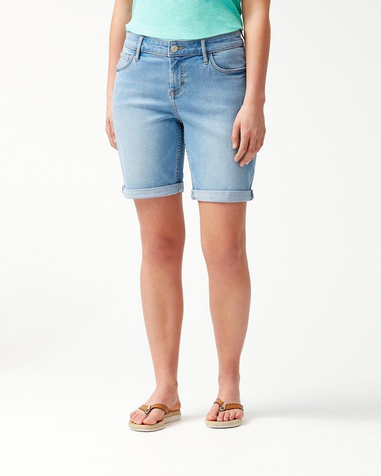 Main Image for Tema Denim 10-Inch Bermuda Shorts