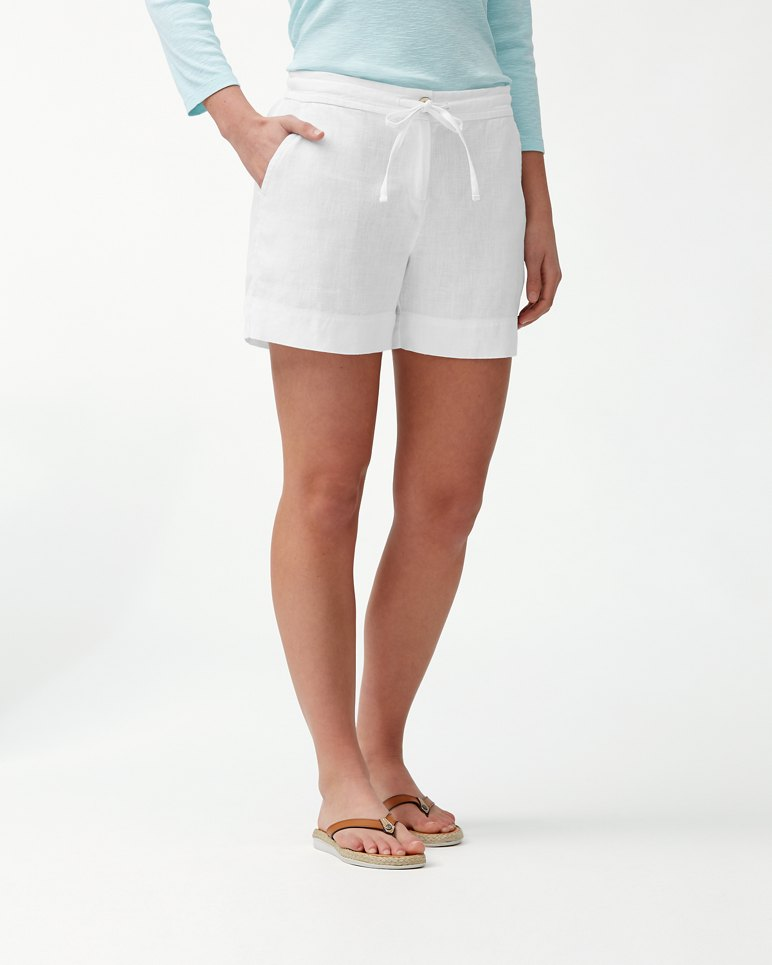 Main Image for Palmbray 5-Inch Linen Shorts