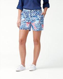 Patio Leis 5-Inch Boracay Shorts