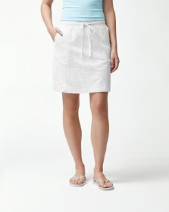 Knoll Seamed Skirt