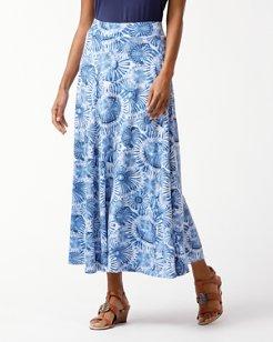 Sand Peso IslandZone® Maxi Skirt
