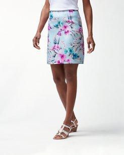 Florencia Linen Skirt