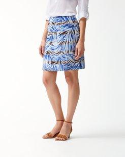 Mai Lei Lei Linen Skirt