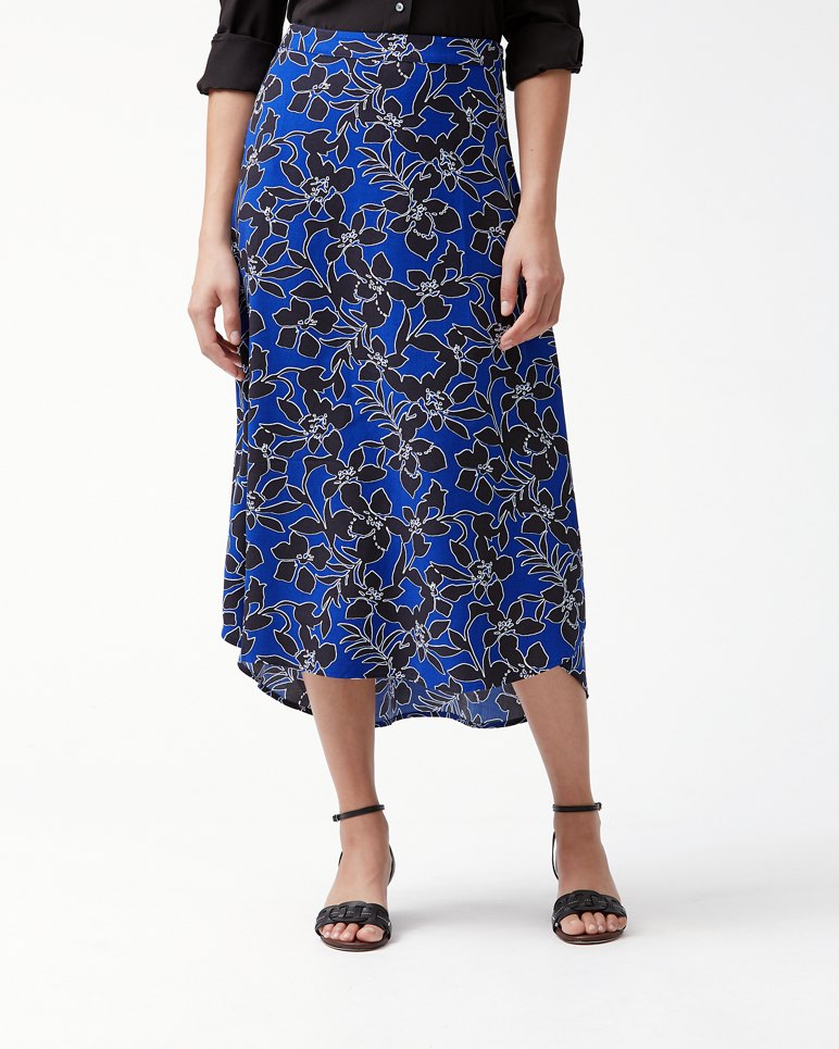 Main Image for Forte Floral Midi Skirt