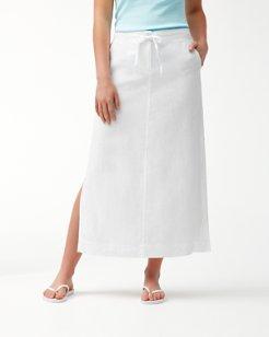 Palmbray Linen Skirt