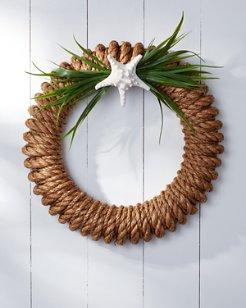 Manila Hampton Wreath