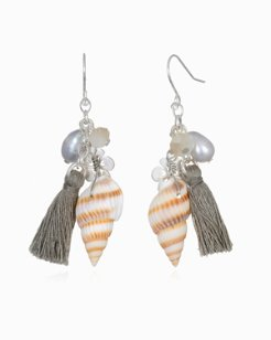 Villa Flora Tassel Earrings